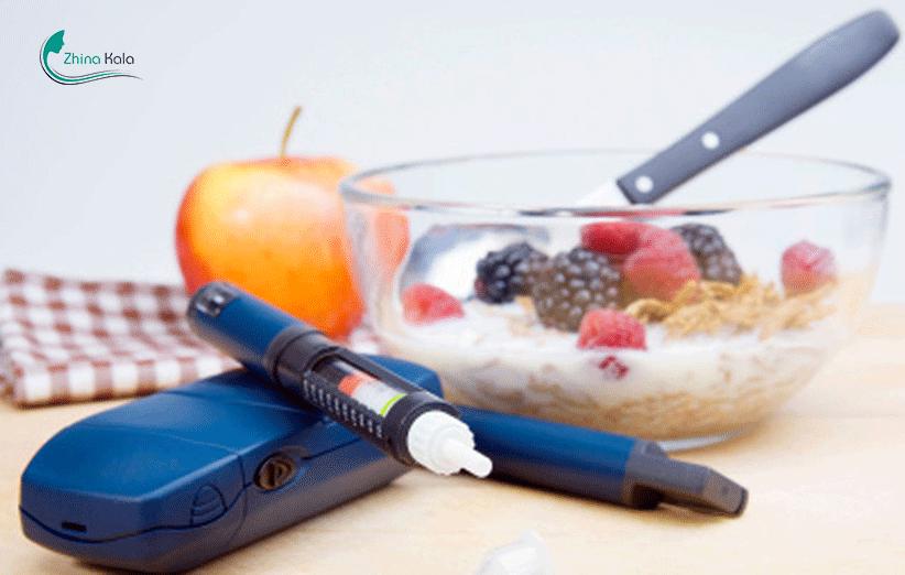 خوراکی های کاهش دهنده قند خون
