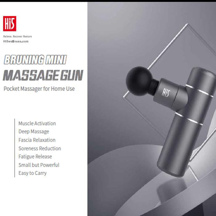 ماساژور تفنگی مینی های فایو مدل Bruning