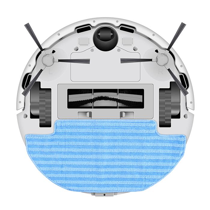 جارو برقی رباتیک لیکتروکس مدلZK901
